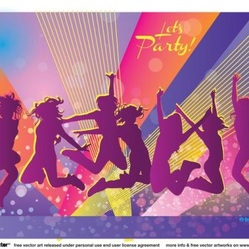 Free vector Party Graphics #23251