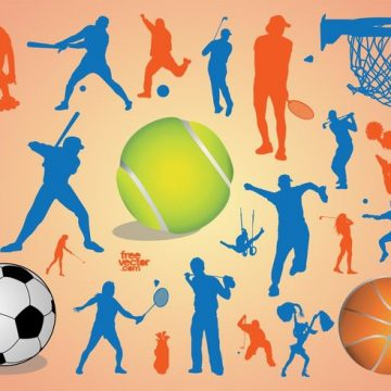 Free vector Sport Silhouettes #23172