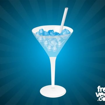 Free vector Cold Cocktail Graphics #21811