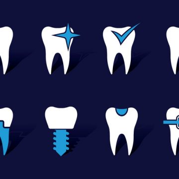 Free vector Dentista Icons #22496