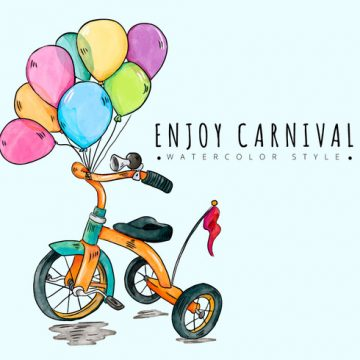 Free vector Free Carnival Background #22702