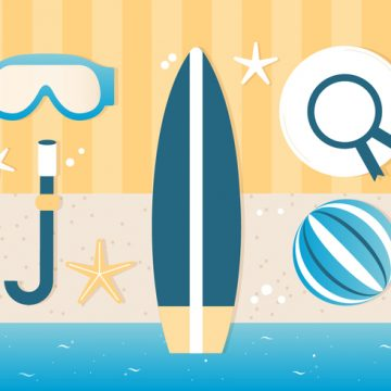 Free vector Free Summer Traveling Template Background #20600