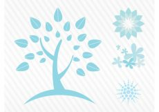 Free vector Nature Design Elements #21225