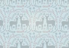 Free vector Vector Holiday Deer Seamless Pattern #22574
