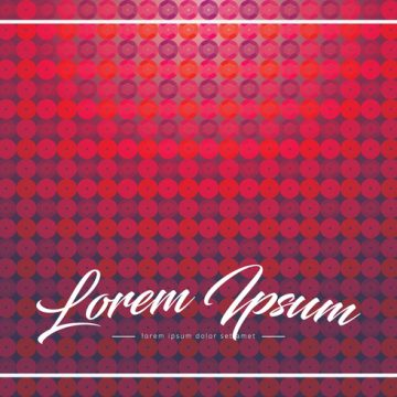 Free vector Sequin Background Event Template #23220