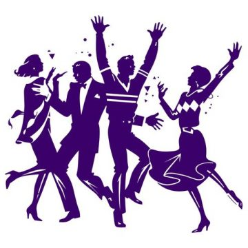 Free vector Dancing Party People Graphics #23767