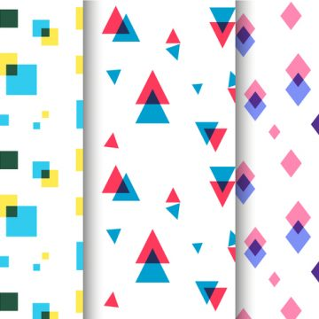 Free vector Free Geometric Pattern Vector #24408