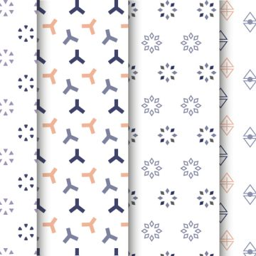Free vector Free Geometric Pattern Vector #24273