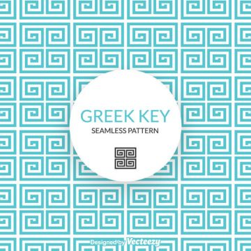 Free vector Free Greek Key Vector Pattern #24322