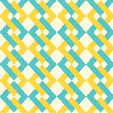 Free vector Interlocking Abstract Pattern Background #24336