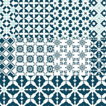 Free vector Portuguese Pattern Vector Pack #24127