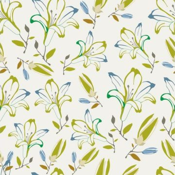 Free vector Seamless Floral Pattern #24350