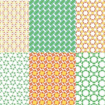 Free vector Seamless Patterns Vectors #24380