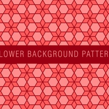 Free vector Flower Chainmail Pattern #24310