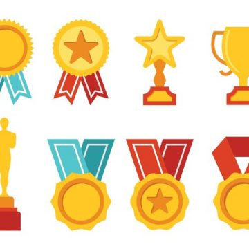 Free vector Free Award Icon Set #23671
