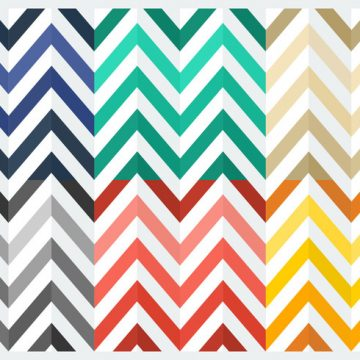 Free vector Free Colorful Flat Herringbone Patterns #24085