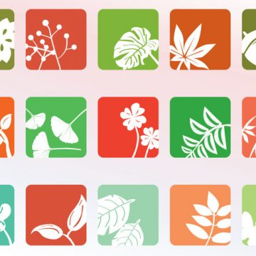 Free vector Nature Icon Set #23811