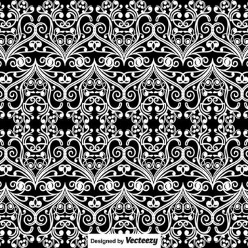Free vector Vector Seamless Vintage Pattern #24231