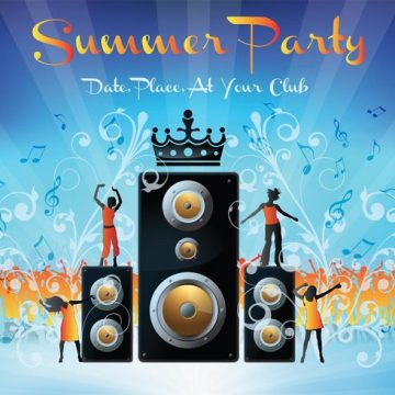 Free vector Summer Party #23615