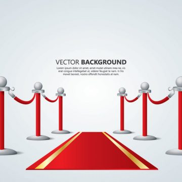 Free vector Velvet Rope Background #23505